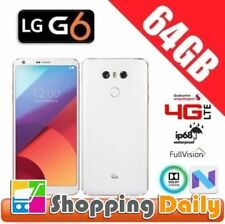Quad Core Mobile Phones with LG G6