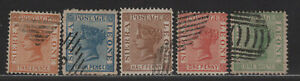 Sierra Leone Early Collection VF Likely Forgery