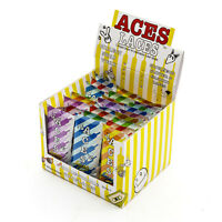 Aces Shoe Laces Trainer Boot Kid Birthday Party Bag Filler Lucky Dip Gift