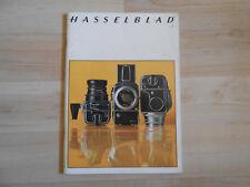 Hasselblad 500C/M, 500EL/M