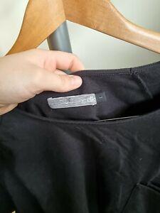 Elk Black Top Size L EUC 100% Cotton