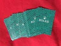 Vintage Rolex Translation Booklets From The 1998-2001
