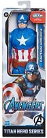 Avengers Captain America Endgame Titan Hero Blast Gear 12 Inch Action Figure