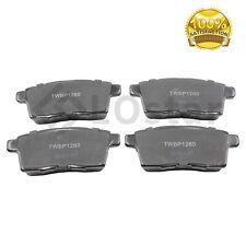 Disc Brake Pad Set-Ceramic Disc Brake Pad Rear 14D1934CH fits 16-19 Mazda CX-9