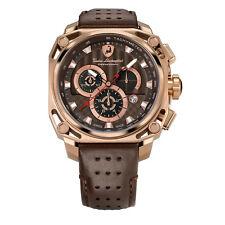 Tonino Lamborghini 4860 Rose Gold 4 Screws Chronograph Watch