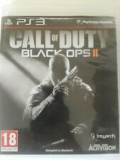 PS3 Spiel CALL OF DUTY BLACK OPS 2