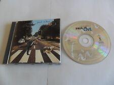 Paul McCartney – Paul Is Live (CD 1993) Holland Pressing