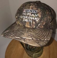 PURINA PRO PLAN Veterinary Diets Camo Hat Cap Snapback Crete 50th Anniversary