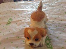 Homco ceramic dog figurine #1407