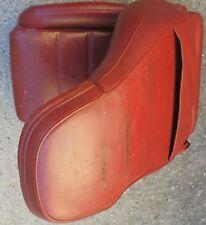 MAZDA MX5 Sitz Fahrersitz Ledersitz Ledersitzgarnitur Leder rot Subwoofer R- Ltd
