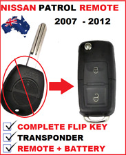 Suitable for Nissan Patrol Car Key Remote 2007 2008 2009 2010 2011 2012 NSN14-46