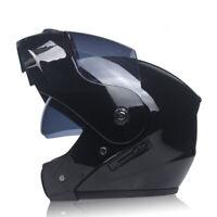 Motorcycle Helmet Flip Up Racing Modular Dual Lens Motocross Casco Moto Helmets