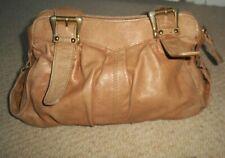 Fabulous OASIS Classic Tan Leather Shoulder Bag