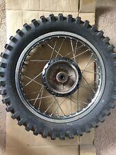 Suzuki TS250 ER TS 250 ER DS250 Rear Wheel