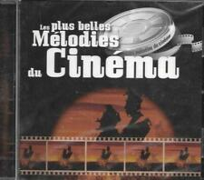 CD 15T CINEMA COLLECTOR ORBISON/ZELMANI/WYNETTE/LAI/BARRY/PLATTERS  NEUF SCELLE