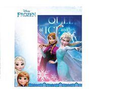 plaid polaire 100 x 150, couverture enfant la reine des neiges,