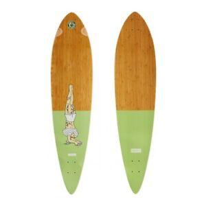 Landyachtz Bamboo Pinner Handstand Longboard Deck