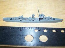 Wwii Us Navy Somers Destroyer Recognition Model 1:1200 Framburg Salem Authen #2