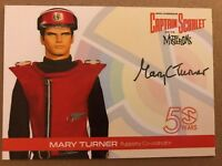 DEALER PROMO UTP1 CAPTAIN SCARLET AND THE MYSTERONS 50 YEARS