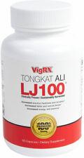 VigRX Tongkat Ali LJ100 Supplement - Boost Testosterone - 60 Capsules