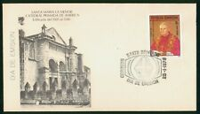 Mayfairstamps Dominican Republic 1979 Pope First Day Cover wwo1359