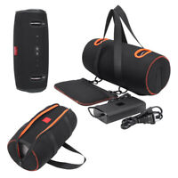 Carrying Protective Case Bluetooth Speaker Storage Bag Black for JBL Xtreme 2
