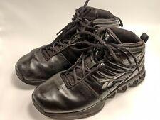 Reebok Size 4 Boy's Black Basketball Shoes