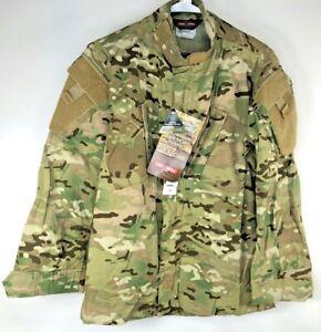MultiCam Camo ACU Tactical Response Uniform Shirt by TRU-SPEC - Nylon /  Cotton