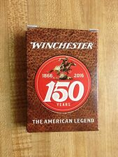 Winchester Repeating Arms '150' Year Official Playing Cards. Price Reduced!