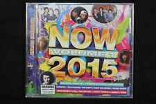 Various ‎– Now Volume 1 2015 - New Sealed -  (C177)