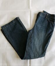 PRINCIPLES Wide legged jeans. Size 12.