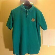 Vintage Izod Club 1997 U.S. Open XL Polo Shirt Short Sleeve Congressional PGA Tr