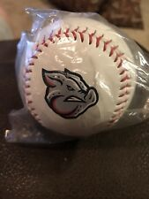 LEHIGH VALLEY IRON PIGS PHILADELPHIA PHILLIES LOGO BALL (SGA) BASEBALL