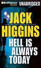 Nick Miller: Hell Is Always Today 3 by Jack Higgins (2013, CD, Unabridged)