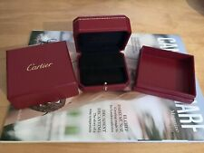 Cartier Earrings jewelery Box