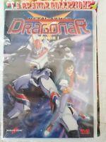 DVD Film anime DRAGONAR METAL Armor I  animazione giapponese YAMATO VIDEO