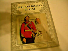 Vintage Duke And Duchess Of Kent Wedding Ceremony 1961 Royal Family Program