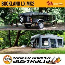 Ezytrail Buckland LX Mk2 Off Road Camper Trailer