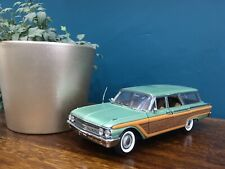 Franklin/danbury mint 1:24 1961 Ford Country Squire wagon Classic vintage model