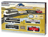 Thoroughbred HO Scale Electric Train Set