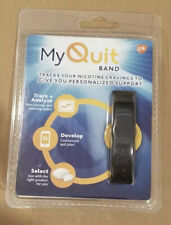 My Quit Band (Wearable Technology) Stop Smoking Aid-FACTORY SEALED