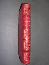 Voyage XIX°siècle Driou Guirette histoire des voyages 1880 reliure gravures