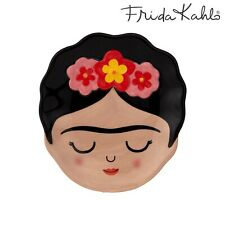 New Frida Kahlo Mexico Boho Ring Dish Trinket Jewellery Plate