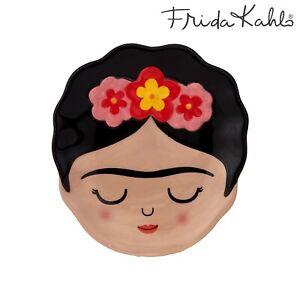 New Frida Kahlo Mexico Boho Ring Dish Trinket Jewellery Plate