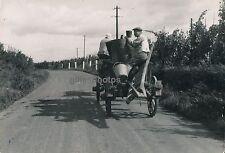ALSACE c. 1950 - Départ pour les Vendanges - DIV636