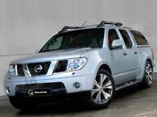 Kit estetico Nissan Navara D40 Crew Cab 2005->2010 EL PASO Allargato