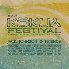 Jack Johnson & Friends: The Best of Kokua Festival [Digipak] * by Jack Johnson (CD, Apr-2012, Universal Republic)