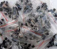 360pcs 18 Types Bipolar Small Signal Transistor TO-92 Assorted Assortment Set