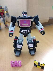 Transformers Mechfanstoys Soundblaster Soundwave