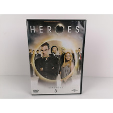 HEROES STAGIONE 3 DVD ITA